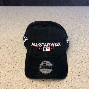 All star week cap